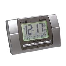 Teledex Inc Radio Control LCD Clock Dual Alarm,Calendar 1273-DRC-604 - $31.79