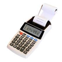 Teledex Inc 12 Digit LCD AC/DC Handheld Business Printer Calculator  127... - €36,21 EUR