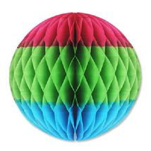 Tri-Color Tissue Ball - $6.00