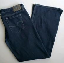 Womens Jeans Size 17 Junior.  Levi's Low Slim Flair. Blue Jeans para muj... - $22.76