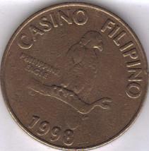 CASINO FILIPINO 1998 Coin Slot Token - $4.95