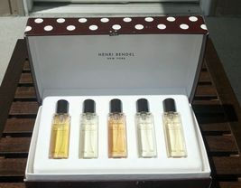 Henri Bendel Eau De Toilette Collection .25-Fragrance each (Set of 5) Mi... - $500.00