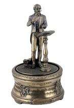 """Verdi's """"La Donna E Mobile"""" (The Women is Fickle) Music Box Statue Sculp... - $59.99"""