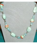 Tropical Waters Necklace - $34.00