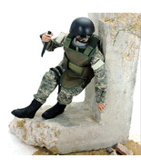 12' action figure 1/6 size 30cm height military police soldier figure mo... - $28.00
