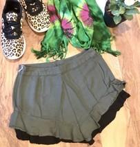 Ruffled Shorts - $9.90