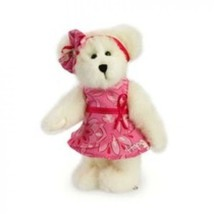 "Boyds Bear ""Passion O. Hope"" #95374LB- 8"" Plush Bear- Longaberger LE-NWT... - $24.99"