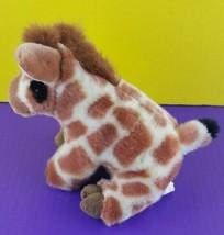 "Wild Republic Plush Giraffe 8"" Stuffed Animal Baby 2007 K&M - $21.77"
