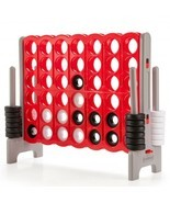 Jumbo 4-to-Score 4 in A Row Giant Game Set for Outdoor Indoor - $183.42