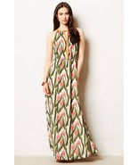 Anthropologie Portia Maxi Dress Sz 0 P - By Vin... - $97.74
