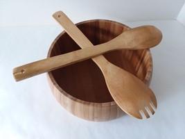Gourmet Bamboo 3 Piece Salad Bowl Set  - £17.80 GBP