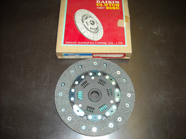 Nissan/Datsun Clutch Disc Daikin # SA241 (new, fits 410, 411) - $25.00