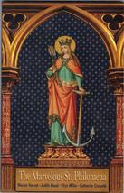 The Marvelous St. Philomena - A-31