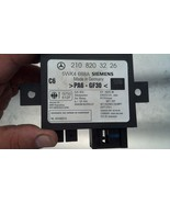 1997 Mercedes Benz E420 Infrared ECU Control Module 2108203226 - $40.00