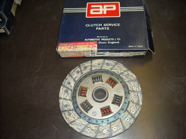 Nissan/Datsun Clutch Disc AP #SA248 (new, 180mm, 24 spline, fits B210) - $25.00
