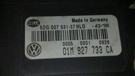 1997 Volkswagen Jetta 2.0L California *01M927733CA* TCM - $50.00