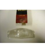 Lucas Clear Turn Signal Lens, PT# 54572424, NOS - $28.50