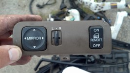 1992 Lexus LS400 Side View Mirror switch and Keyless Entry Switch. - $25.00