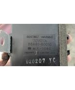 1992 Lexus LS400 Seatbelt Warning Module 85991-50010 - $25.00