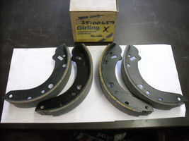 Girling Brake Shoes BS 186 (reman., fits Sunbeam Alpine GT) - $35.00
