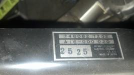 82 SUBARU SEDAN 4dr ECM #/A16000020 - $70.00
