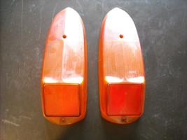 MG 78 Midget Tail Lamp Lens, used ( fits 1970-1980 Midget ) - $40.00