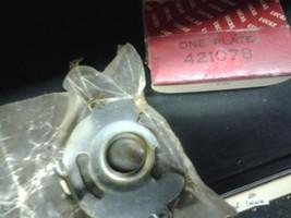 Austin A40 A/H Sprite MGA Met Distributor Breaker Plate 421078 - $30.00
