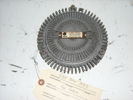 1989 BMW 735i: Fan Clutch, 65.373.00.000, used - $35.00