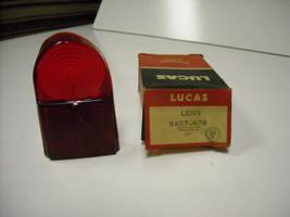 Lucas Tail Lamp Lens, PT# 54570678, RR lens - $35.00