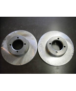Nissan Front Brake Rotors (new, fits 200SX, sold as pair) - $35.00