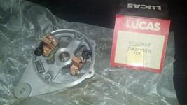 NOS Genuine Lucas Starter Commutator End Plate 54211125 - $45.00
