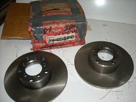 Brembo Front Brake Rotors 08.1511.10, 083-0794: Mercedes 280SE/SEC, 300S... - $50.00