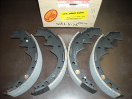 Toyota Brake Shoes Beck Arnley #081-1075 (reman.,fits Hi Lux Pickup) - $20.00