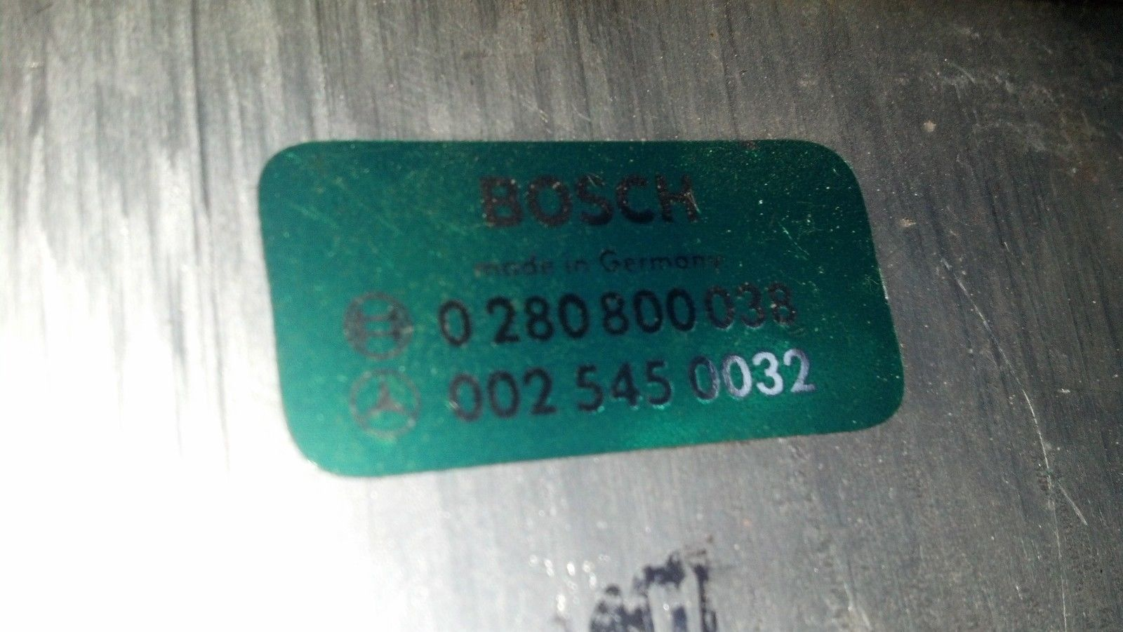 Mercedes 380 500 Sec 500 Sel 126 Type Bosch and 22 similar items