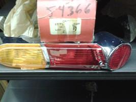 NOS Lucas 54366 LH Series I E-Type tail lamp - $315.00