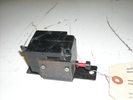 1987 Jaguar XJS V12: Inertia Switch, 1027 P 183, used - $45.00