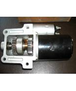 Mitsubishi Starter (remanufactured) gear reduction for Mazda RX3, SR185X - $75.00