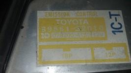 1985 Toyota Camry Engine Control Module 89551-32010 - $65.00
