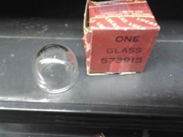 NOS Genuine Lucas 573915 Austin Clear Glass Lens - $25.00
