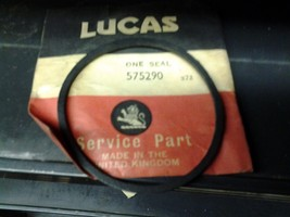 NOS Genuine Lucas 575290 Rubber Seal for 575285 - $15.00