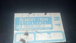 80 81 TOYOTA CRESSIDA ECM #89561-14040 - $125.00