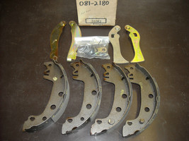 Fiat Brake Shoes EPE # 10282 (reman., fits 131, Brava,with levers and ad... - $35.00