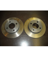 Dodge/Plymouth Front Brake Rotors (new, price is for pair) - $25.00