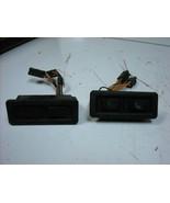1991 Jaguar XJS: Seat Heater Switch, DAC5082 & DAC5083, pair, used - $30.00