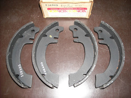 Renault Brake Shoes Vera #35-00493 (reman., fits R12, R15) - $25.00