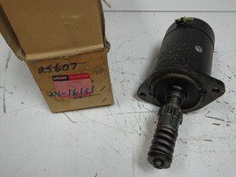 Lucas Starter: 25607, S2111, remanufactured, Model M418G, Triumph TR4A - $190.00