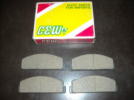 Fiat Brake Pads CEW #D122 (new, fits 124, 850 ) - $30.00