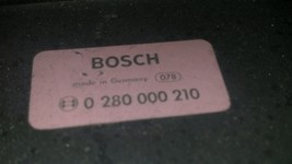 AMC Renault 18i 18-i Fuego ECM ECU Engine Computer Bosch 0280000210 - $125.00