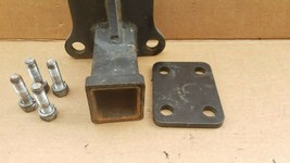 98-05 Mercedes W163 Ml320 ML500 Tow Trailer Hitch image 2