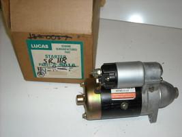 Lucas Remanufactured Starter, # S-9016, SR118 - $80.00